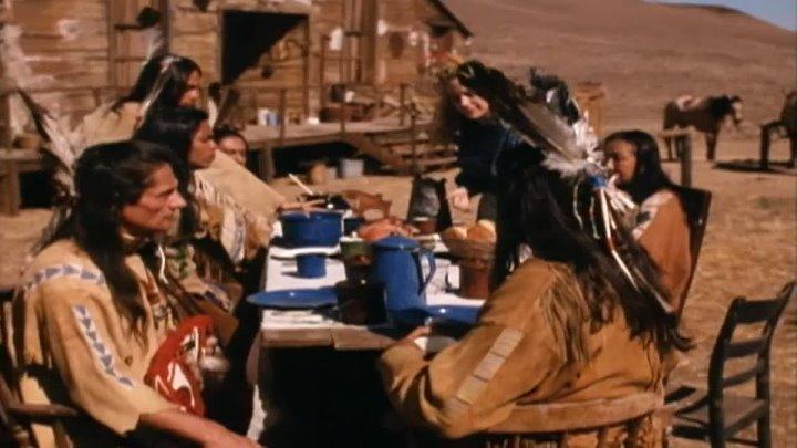 Воин племени шайеннов (1994) - боевик, Вестерн