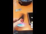 USB зажигалка-спиннер