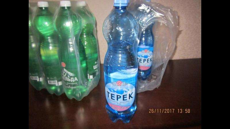 Минеральная вода, она негазированная лучше всего, чистая и без примесей. Выбираете фильтрованную или хлорированную? Из под крана