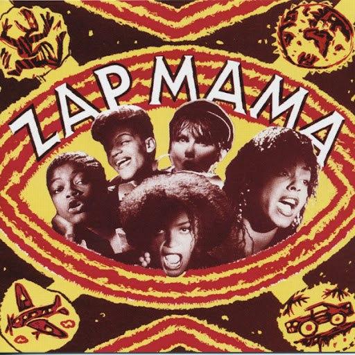 Zap Mama альбом Zap Mama
