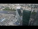 Вид на Москву из башни «Федерация-Восток»