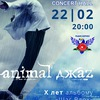 Animal ДжаZ - 22.02.18 / Воронеж @ Station Mir