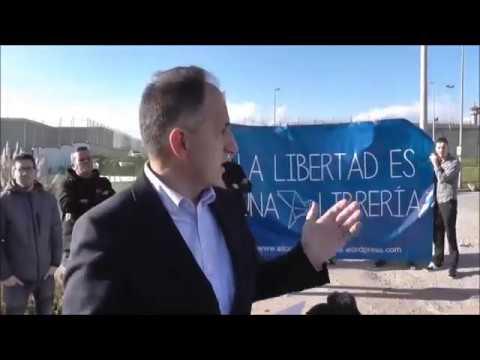 Pedro Varela el verdadero preso político de España
