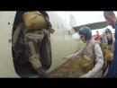 мой 25 прыжок. высота 1200м. 5 сек. свободного падения..