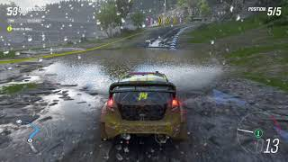E3 2018 Gameplay 4K Damages Forza Horizon 4