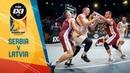 Serbia v Latvia - Full Game - FIBA 3x3 Europe Cup 2018