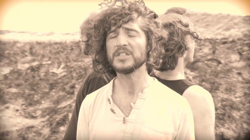 Wille and the Bandits ¦ SCARED OF THE SUN ¦ Official Music Video