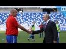 Путин поблагодарил Черчесова