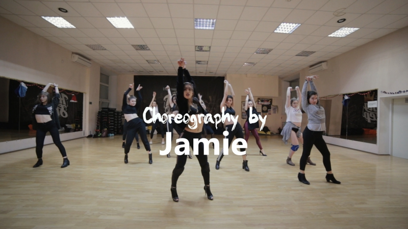 DS Kingstep Jamie Choreography Beyoncé Speechless