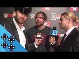 DEAN AMBROSE, AJ STYLES, BOBBY ROODE, ALEXA BLISS &amp SAMOA JOE are HYPED for WWE 2K18!!!