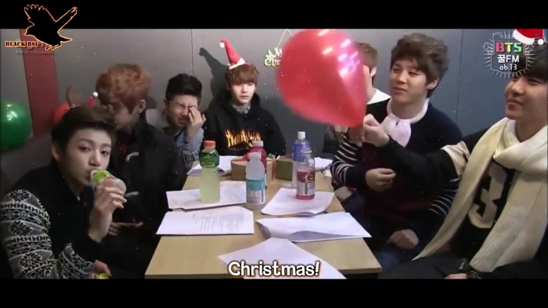 Suga, J-Hope, Jimin, V, Jin– A Common Idols Christmas (рус караоке от BSG)(rus