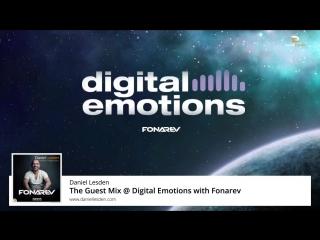 Daniel Lesden - The Guest Mix @ Digital Emotions with Fonarev