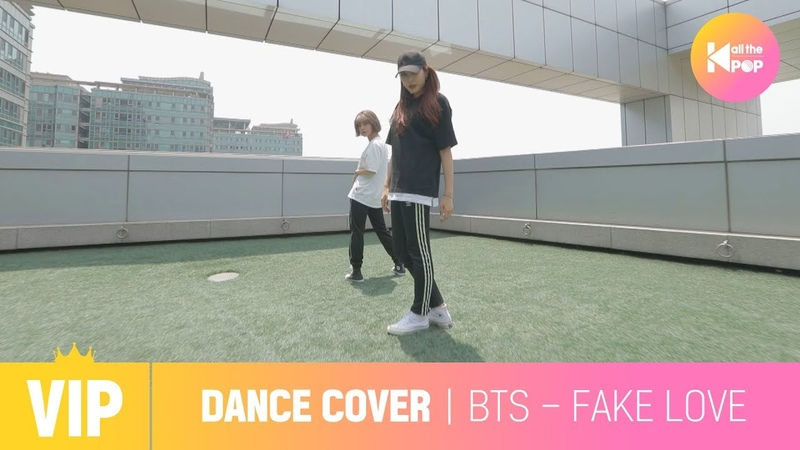 [Only VIP] BTS - FAKE LOVE DANCE COVER