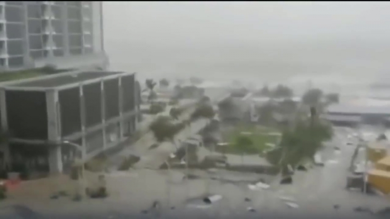 Ураган Мангхут