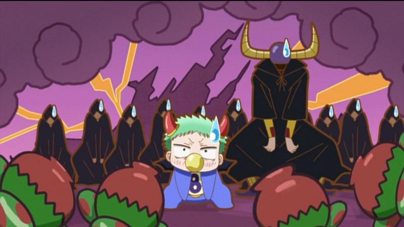 Beelzebub TV Creditless ED04 - Papepipu Papipepu Papepipupo (Sasaki Nozomi)