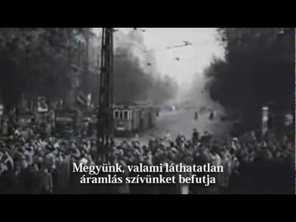 Tamási Lajos Piros a vér a pesti utcán (1956)