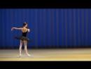 Вариация Одиллии из балета Лебединое озеро