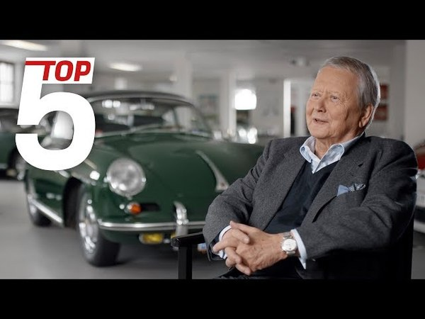 Porsche Top 5 Dr Wolfgang Porsche's most favourite cars
