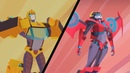 Transformers: Cyberverse - The Scout Ship [New Clip]