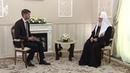Патриарх Кирилл: От того, как компании разделяют свои ресурсы с народом, зависит авторитет бизнеса