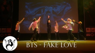 BTS 방탄소년단 'FAKE LOVE' DANCE COVER BLAST OFF