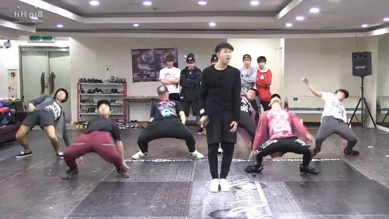 BTS 'Rise of Bangtan' mirrored Dance Practice