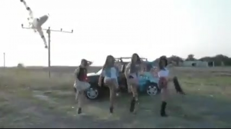 Самолет Жесть как она есть 18 (6 sec)