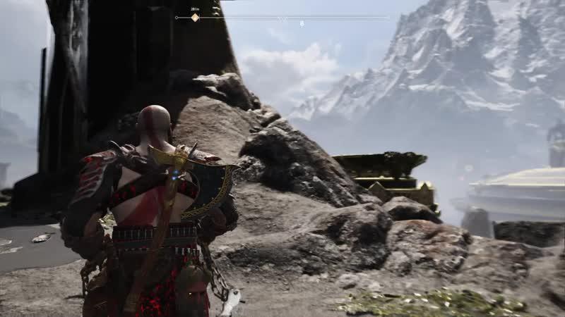God of War 3 Ебучие оборотни как я вас блять ненавижу