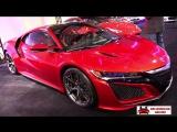 Acura MDX Hybrid 2018 Acura MDX SH-AWD 2018 Acura NSX2 2018 Acura NSX 2018