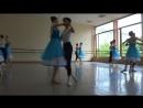 Альберт Воронов МГАХ Историко бытовой танец