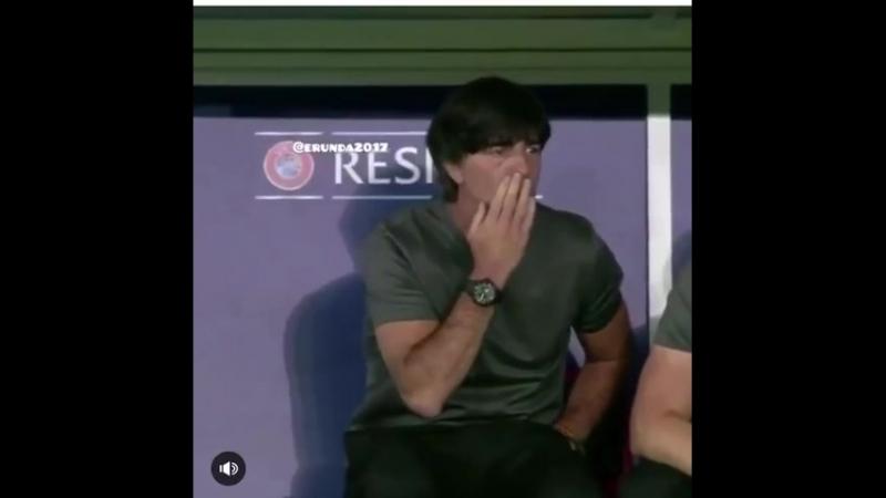 Тренер сборной Германии /Germany coach