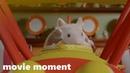Стюарт Литтл 2 (2002) - Стюарт летает по дому (2/10)   movie moment