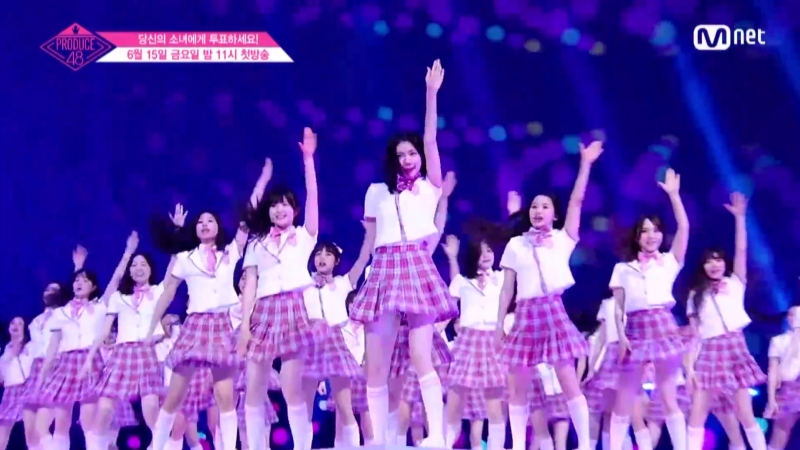 [ENG sub] PRODUCE48 [최초공개] 프로듀스48_내꺼야(PICK ME) Per(1080P_HD).mp4