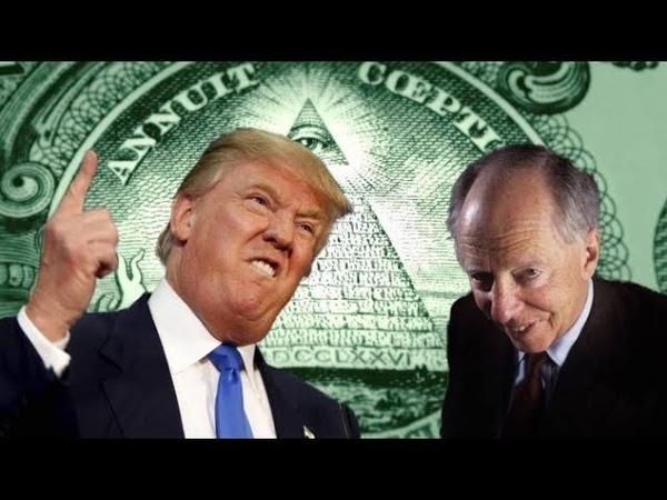 Interview mit Oliver Janich [1] ➤ Q, Trump und die Neue Weltordnung