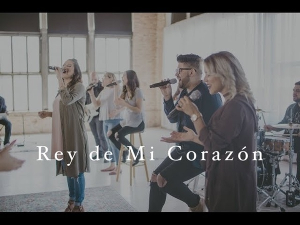 Rey de Mi Corazón (King of My Heart - Spanish) - Free Worship