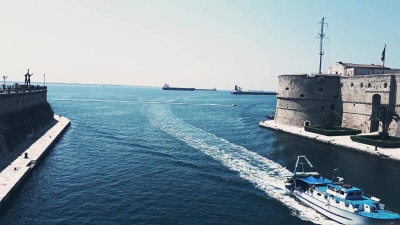 Mare via Taranto