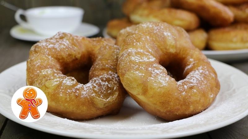 Пончики из Советского Детства ✧ Russian donuts (English Subtitles)
