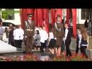 В Стаханове и Первомайске отпраздновали 75 годовщину освобождения от немецко-фашистских захватчиков.