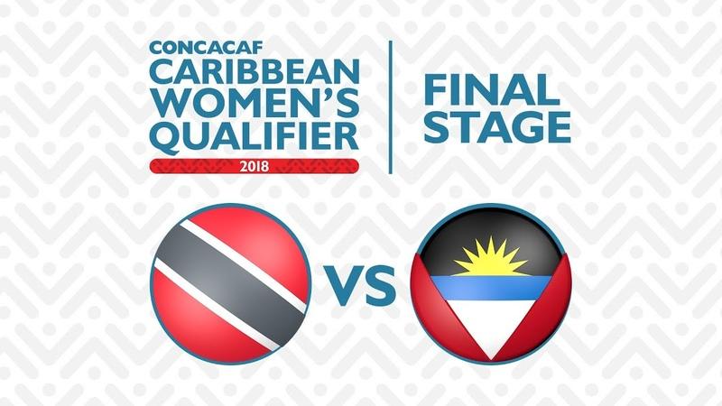 CWCQ2018 | Trinidad Tobago vs Antigua Barbuda
