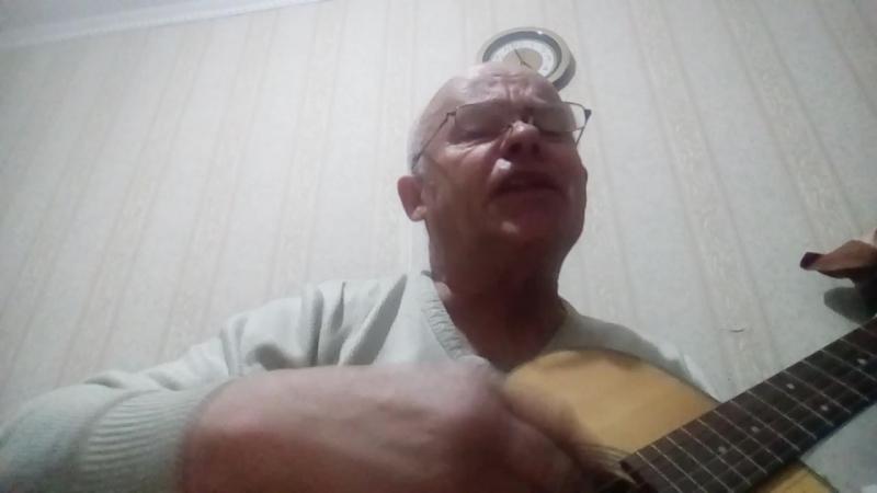 Белый снег...Юрий Егоров..муз и испол.Бахтин Н..