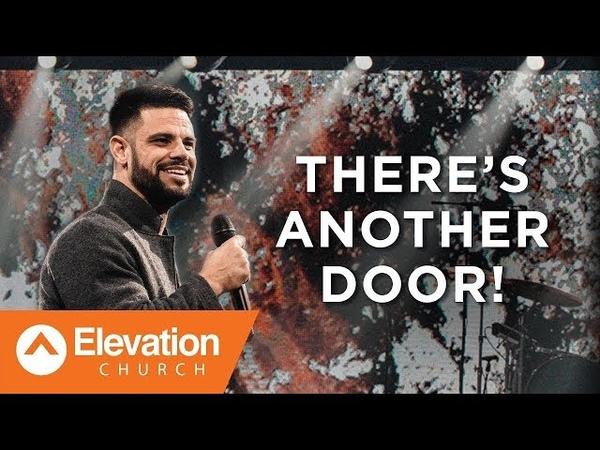 Стивен Фуртик - Есть другая дверь (There`s Another Door) | Проповедь (2018)