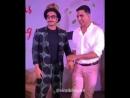 Акшай Кумар и Ранвир Сингх на презентации книги Твинкл Кханна PyjamasAreForgiving1