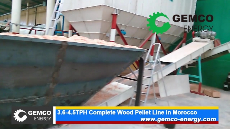 How to make pellts?(wood pellet production line)