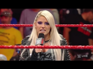 Ronda Rousey violates suspension to brutalize Alexa Bliss_ Raw, July 16, 2018