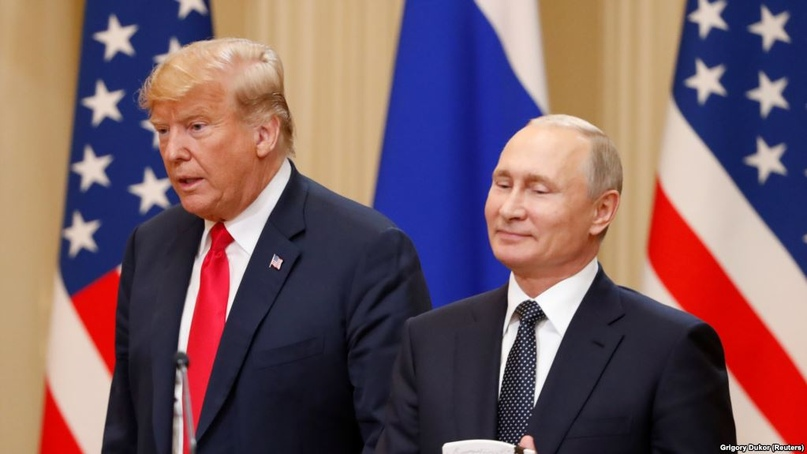 Слова Путина Трампу подняли на уши Конгресс США