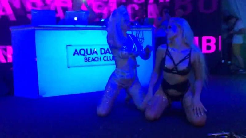 Катя Самбука в Aqua Dance 6 | 21.07.2018