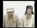 Суровые омские мужички в -35