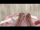 Как сшить брюки с лампасами
