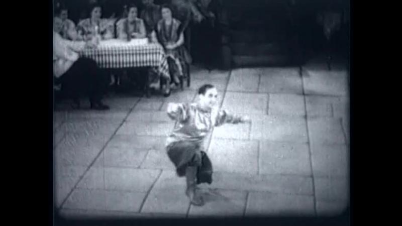 Delightful Russian Tap Dancer