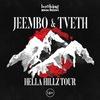 JEEMBO x TVETH | 02.03 Екатеринбург | Свобода